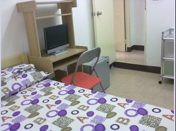 EasyRoommate HK - Studio  -  near Admiralty Pacific Place 3 / WANCHAI, Wan Chai - HKD8,000 pcm