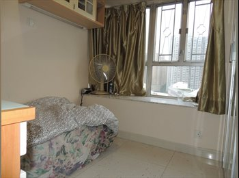 EasyRoommate HK - Funished room to rent , Tai Po - HKD4,900 pcm