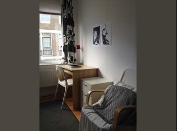 EasyKamer NL - Furnished city center,light &spacy room, Rotterdam - € 525 p.m.