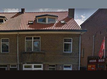 EasyKamer NL - Mooie kamer in leuk en net huis, goede locatie / Nice room great location, Breda - € 360 p.m.