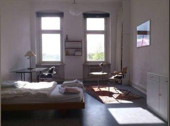 EasyKamer NL - Een zeer mooie en schone, gemeubileerde kamer te huur in Amsterdam, Amsterdam - € 540 p.m.