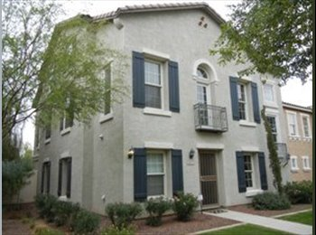 EasyRoommate US - Looking for a laid back no drama roomie, South Mountain Village - $500 pm