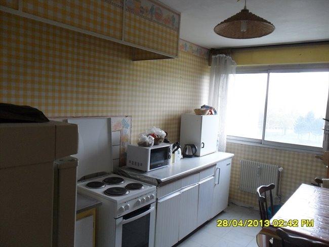 Colocation didenheim chambre meubl e en colocation - Charges deductibles location meublee ...