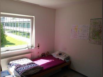EasyWG DE - Helles 10qm Zimmer in Uni Stuttgart Campus, NUR 291 EURO!!, Stuttgart - 291 € pm