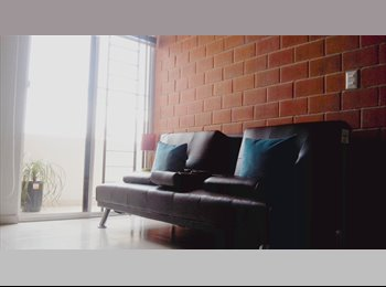 CompartoDepa MX - Departamento Nuevo Busco Roomie !!!!, Guadalajara - MX$3,500 por mes