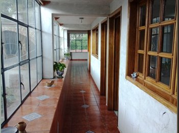 CompartoDepa MX - RECAMARAS  DISPONIBLE, Coyoacán - MX$4,000 por mes