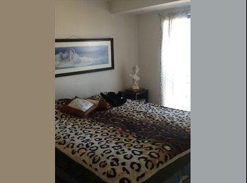 CompartoDepa MX - Se Comparte Condominio con seguridad 24 h y vista a la ciudad por Ermita Sur, Tijuana - MX$4,500 por mes