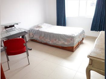 CompartoDepa MX - Habitación para Dama, Coyoacán - MX$4,900 por mes