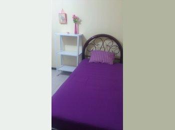 CompartoDepa MX - Recámaras para Señoritas Estudiantes., Pachuca de Soto - MX$1,400 por mes
