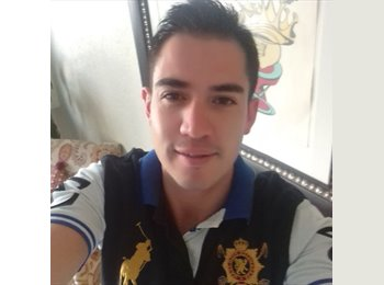 CompartoDepa MX - Carlos - 28 - Alvaro Obregón