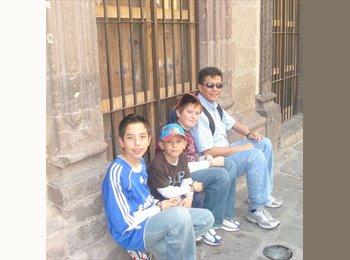 CompartoDepa MX - Francisco - 54 - Guanajuato