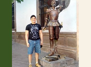 CompartoDepa MX - Sameed - 22 - Guanajuato