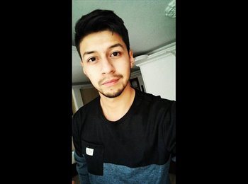 CompartoDepa MX - Cristian - 22 - Tijuana