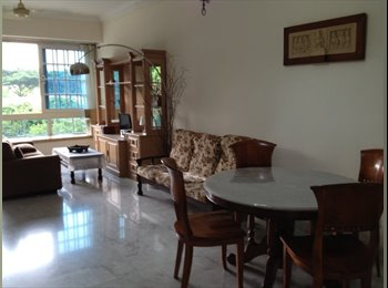 EasyRoommate SG - Shared Room in Big Master Room, 3 mins to MRT. No owner., Potong Pasir - $450 pm