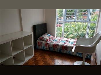 EasyRoommate SG - Novena Lodge Furnished Common Room (Near MRT, Central), Novena - $1,300 pm