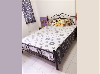 EasyRoommate SG - Big Spacious Common Room for Rent, Holland Village - $1,200 pm