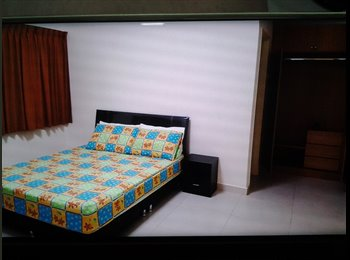 EasyRoommate SG - Big Spacious Master Room for Rent, Holland Village - $1,380 pm