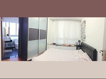 EasyRoommate SG - Junior Master Bedroom & Common Room Available, Eunos - $1,250 pm