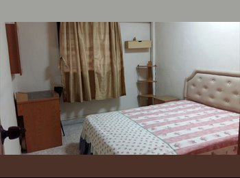 EasyRoommate SG - Spacious Room beside Bedok MRT! Lady environment, Bedok - $750 pm