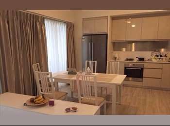 EasyRoommate SG - MINUTES walk to Dhoby Ghaut MRT station! Common room at Sophia Residence for rent!, Bras Basah - $1,800 pm
