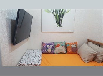 EasyRoommate SG - 24hrs Aircon, 1Gbps free WiFi,  Fully Furnished Single Room, Dakota - $800 pm