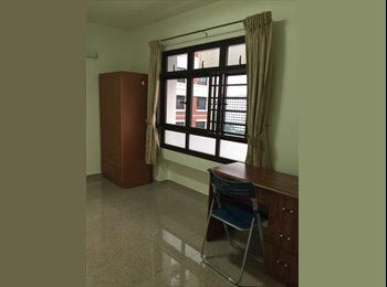 EasyRoommate SG - MINUTES walk to Redhill MRT station! Aircon wifi! Common room at 75a Redhill road for rent!, Redhill - $1,000 pm