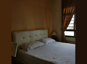 EasyRoommate SG - Cozy double room - 3 Mins Walk to Redhill MRT, Redhill - $850 pm