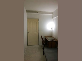 EasyRoommate SG - common room, near NTU (no cooking or air-con pls), Joo Koon - $440 pm
