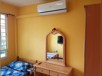EasyRoommate SG - NEAR Tiong bahru mrt! Aircon wifi! Common room at 10a boon tiong road for rent!, Tiong Bahru - $850 pm