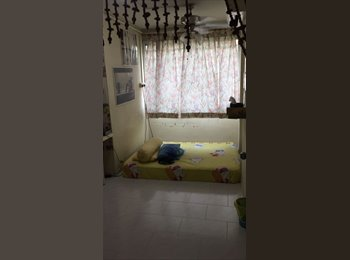 EasyRoommate SG - 909 Jurong west street 91 common room for rent! Aircon wifi! , Joo Koon - $600 pm
