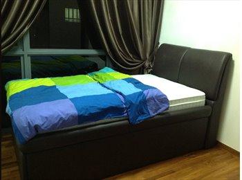 EasyRoommate SG - Cosy common room 1 min tanah merah mrt. No landlord. , Tanah Merah - $1,600 pm