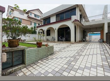 EasyRoommate SG - Magnificent house with many rooms for rent at 8 bournemouth road! , Marine Parade - $1,050 pm