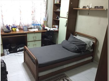 EasyRoommate SG - 909 Jurong west street 91 common room for rent! Aircon wifi! , Joo Koon - $550 pm
