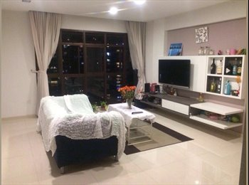 EasyRoommate SG - Redhill Master Room for rent (fully furnished) - $1300/month, Redhill - $1,300 pm