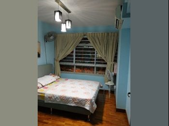 EasyRoommate SG - NEAR Buangkok MRT  TWO common rooms for rent! , Buangkok - $650 pm