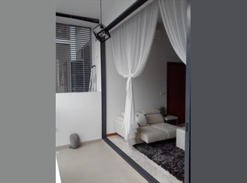 EasyRoommate SG - Fully furnished, Split-level SOHO, 2min walk to Bukit Panjang MRT, 1 station to nature, biking trail, Little India - $2,000 pm