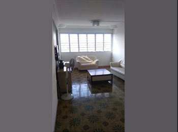 EasyRoommate SG - No owner staying! Near Bedok MRT! MASTER room for rent! Aircon wifi! , Bedok - $900 pm