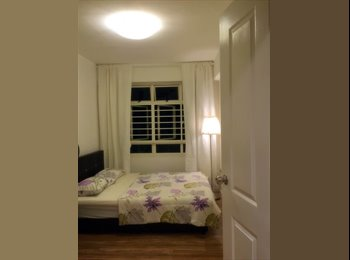 EasyRoommate SG - No Agent Fee! 3 Mins Walk to Tiong Bahru MRT! Brand new nice cosy common room $1400, Tiong Bahru - $1,400 pm