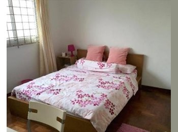 EasyRoommate SG - Master Room (Very Close to Clementi Interchange / MRT), Clementi - $1,300 pm