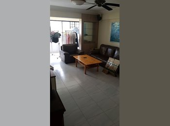 EasyRoommate SG - Spacious Room for Rent, Eunos - $800 pm