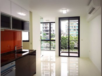 EasyRoommate SG - Sant Ritz - 1 bedroom + 1 utility room for rent, Potong Pasir - $2,100 pm