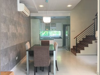 EasyRoommate SG - Beautiful Town House, Private Rooftop, Haw Par Villa - $1,600 pm