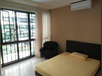 EasyRoommate SG - Central Grove Room for rent! Aljunied MRT., Aljunied - $1,200 pm