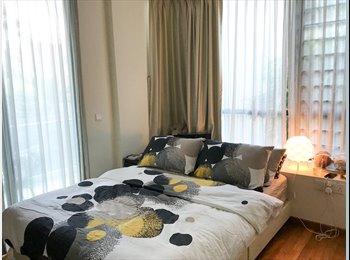 EasyRoommate SG - Furnished master bedroom for short-term rent, Kent Ridge - $1,650 pm