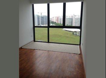 EasyRoommate SG - Near Buangkok MRT! Common room for rent! Aircon wifi! , Buangkok - $850 pm