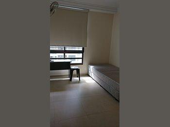 EasyRoommate SG - Near Eunos MRT! Common room for rent! Aircon wifi! , Eunos - $700 pm