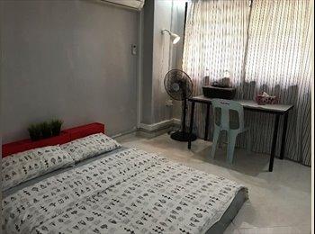 EasyRoommate SG - Near Pasir Ris MRT! Common room for rent! Aircon wifi! , Pasir Ris - $650 pm