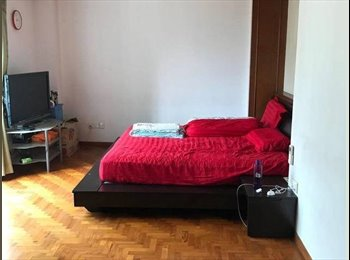 EasyRoommate SG - Spacious Master Bedroom @ Pasir Ris/ No agent (equal to the size of our 2 common rooms), Pasir Ris - $1,600 pm