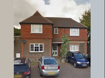 EasyRoommate UK - 1 Double Room and 1 Single Room for rent, Godalming - £300 pcm