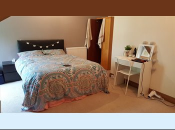 EasyRoommate UK - Spacious Double Room Avilable - Bills Included, Beeston - £350 pcm